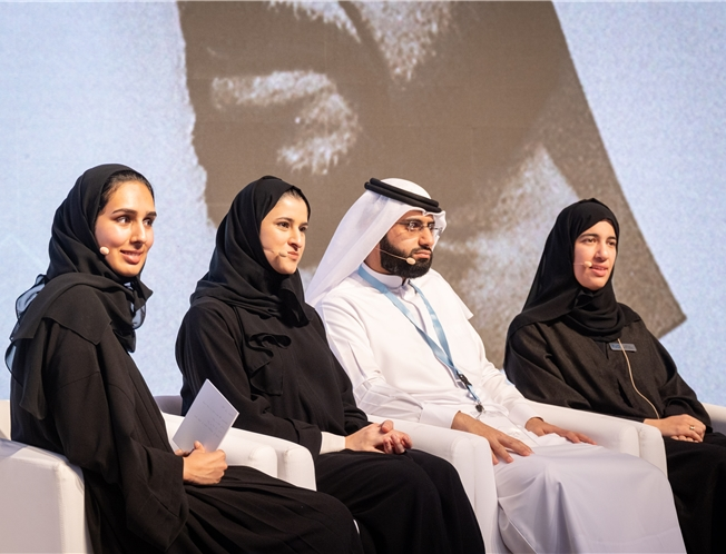 """Tawteen 360 Student Forum"" Concludes its Proceedings in Fujairah with the Participation of 2600 Emiratis"