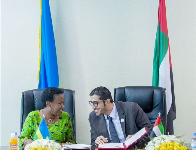UAE and Rwanda sign MoU for recruitment of workers to meet private sector's needs