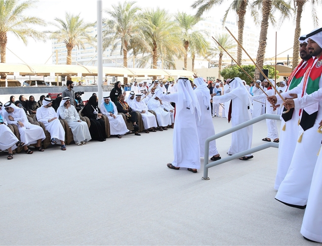 MOHRE celebrates National Day with activities reflecting feelings of loyalty and belonging to leadership and homeland
