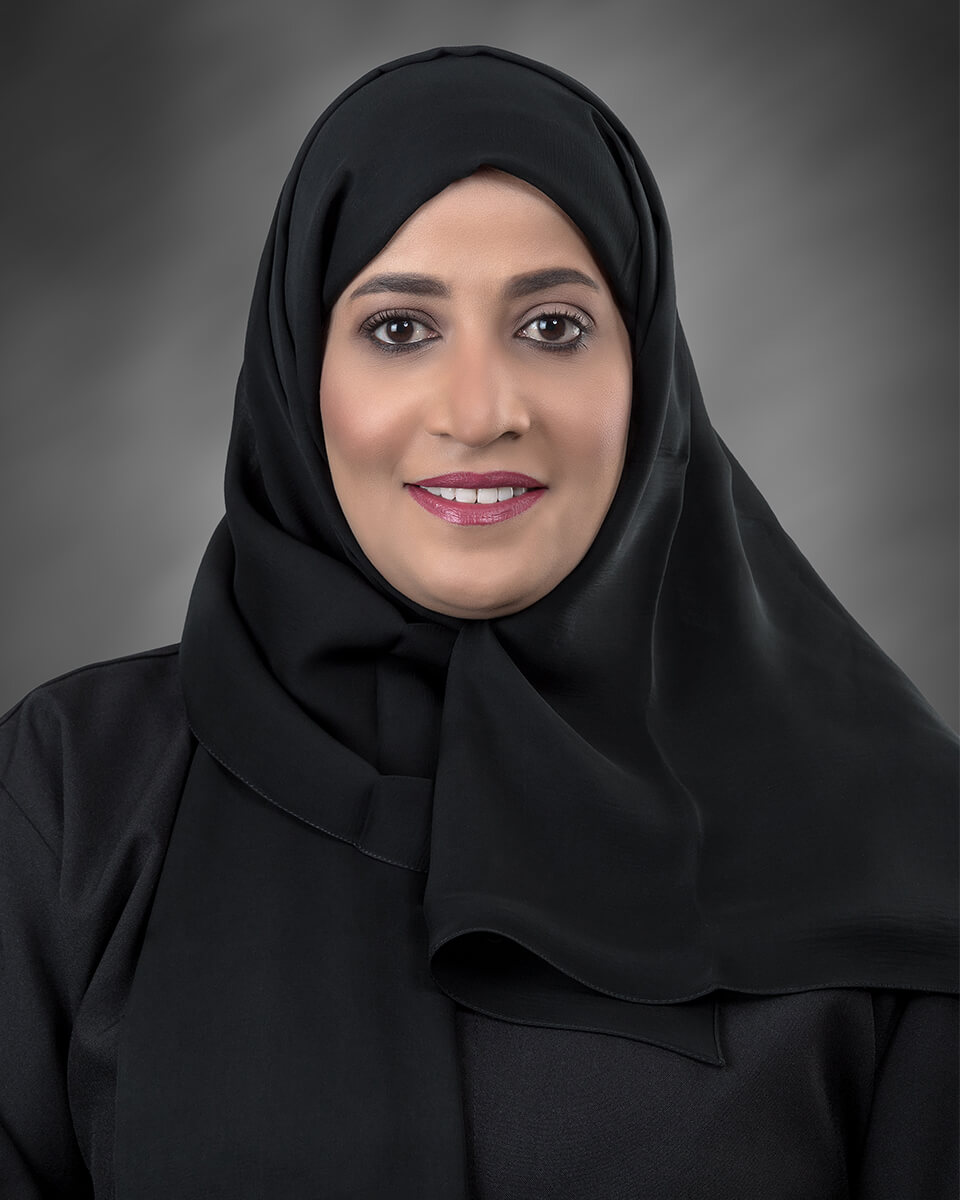 HE. Ayesha Mohammed Ahmed Belharfia, Assistant Undersecretary For Labour Affairs