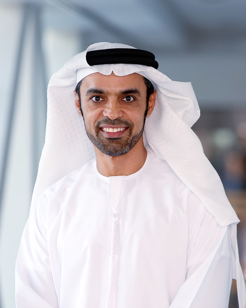 HE.Nasser Abdullah bin Kherbash as Under-Secretary for Emiratisation
